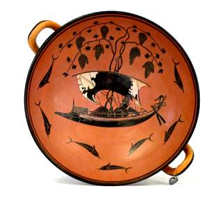 Ancient Greece Bowl