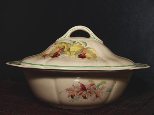 Royal Dalton Orchid series