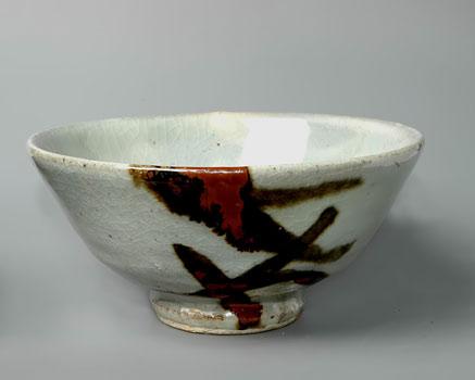 Matsui Kosei footed bowl