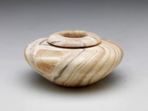 Egyptian, Early Dynastic (Egyptian); Dynasty2, Squat-jar, 2770-2152-BC