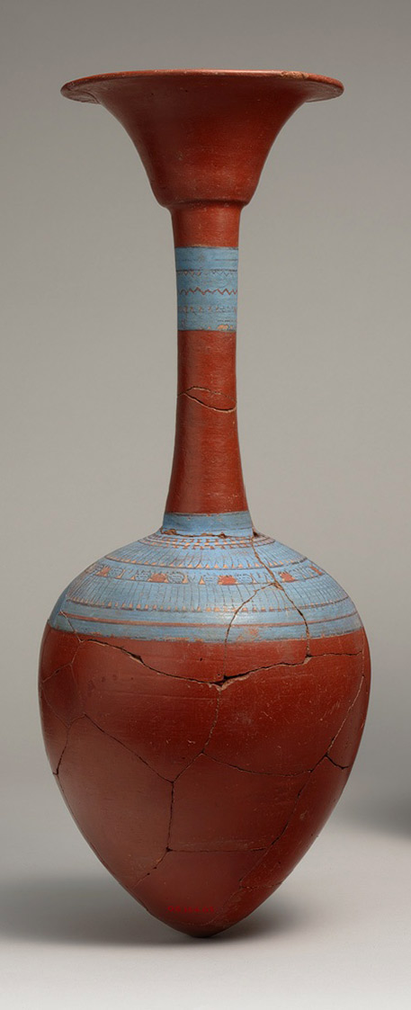 Water bottle from Tutankham, Egypt