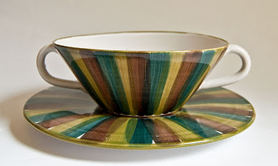 Bangholm Keramik Bowl and Plate