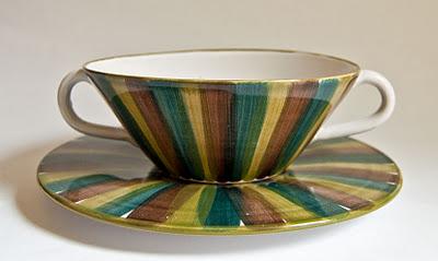 Bangholm Keramik Bowl and Plate