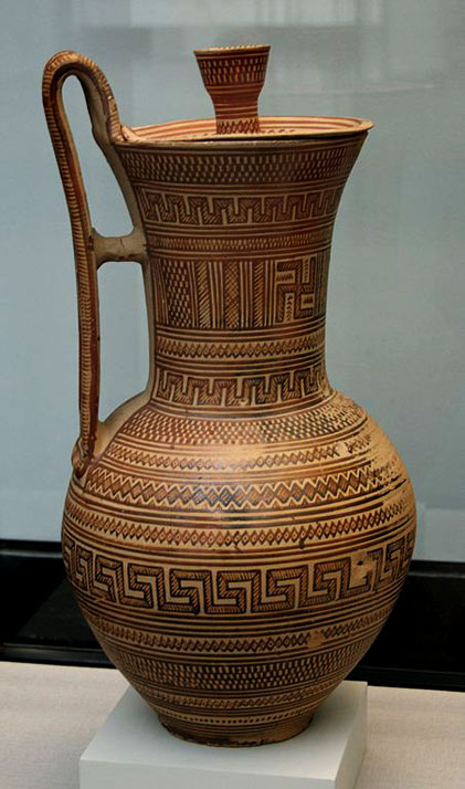 Greek Pottery History Ceramics And Pottery Arts And Resources