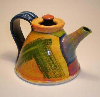 teapot by John Pollex