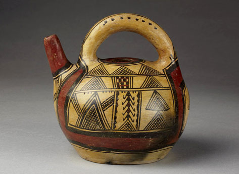 African teapot from Algeria