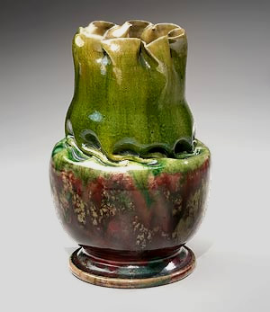 George E. Ohr (Biloxi Art Pottery)