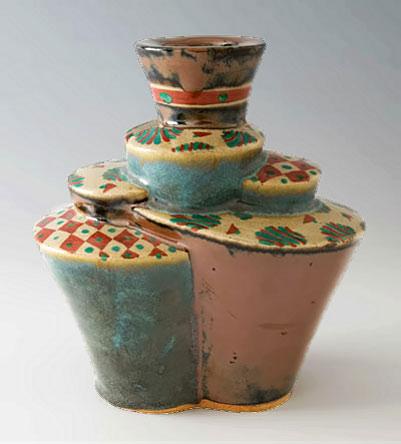 japanese-sculptural-vase-tomoo-hamada