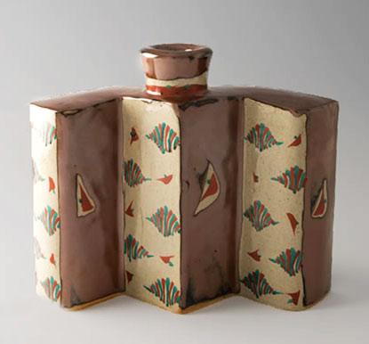 Tomoo-Hamada---Vase japanese