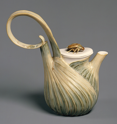 French Sevres teapot