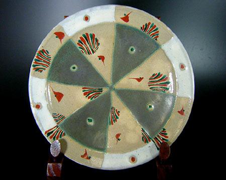 Hamada Tomoo Ceramic Plate