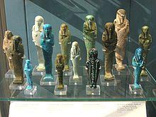Lourve-Museum Egyptian-shabti