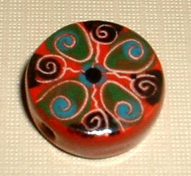 Shaterra ceramic bead