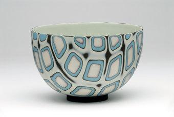 Susan Nemeth  Textile Bowl