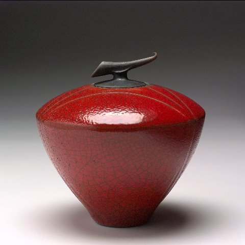 """ Tim Andrews red bowl """
