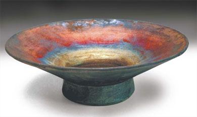 Nela Ceramics Raku