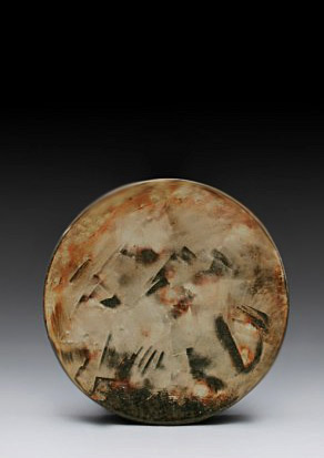 Lee Kang-Hyo ceramic plate