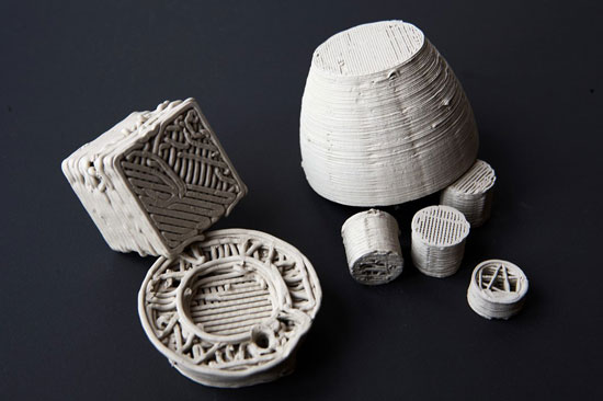 3D Ceramic Printer Pottery