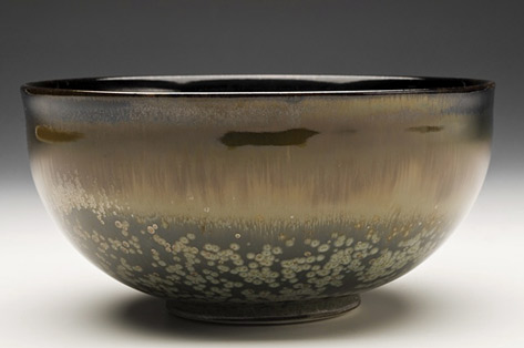 Nebula Tenmoku Bowl
