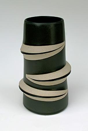 Gustavo Perez contemporary vase