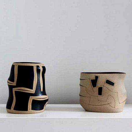 Two Gustavo Perez vessels
