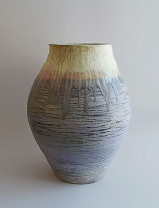 Jeffery Mincham Ceramic Vessel