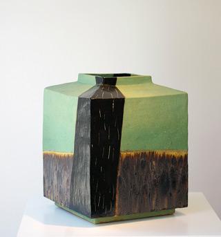 Jeff Mincham Vase