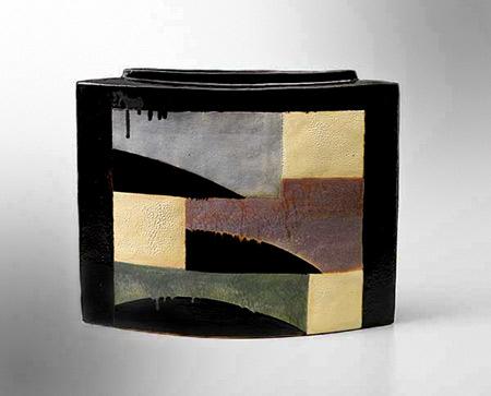 Ceramic Vase Jeff Mincham