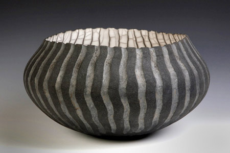 Eroded Bowl David Roberts