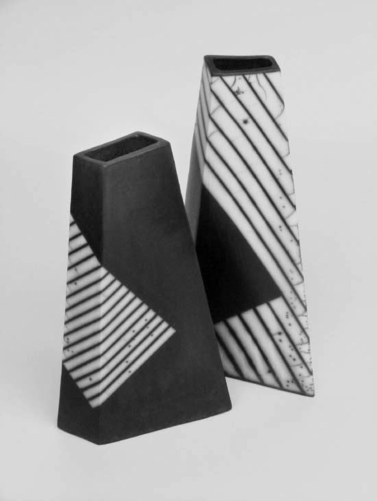 Simcha Even-Chen Vases
