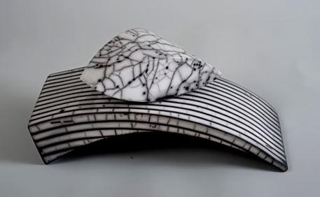 Balance Ceramic Sculpture