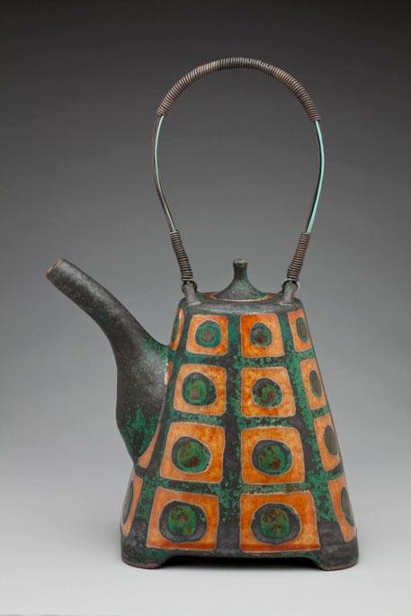 Peter Karner Teapot