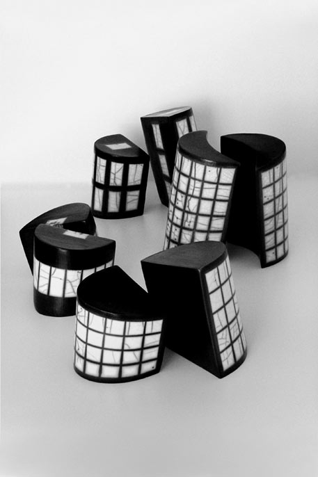 Simcha Even-Chen Ceramic Sculpture