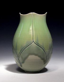Jeff Campana Vase