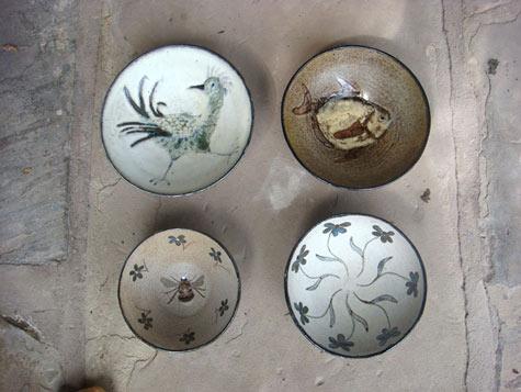 Kirsti Buehi Ceramic Plate