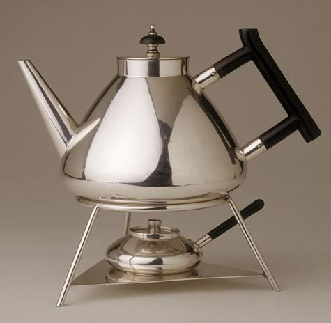 Cristopher Dresser Metal Kettle