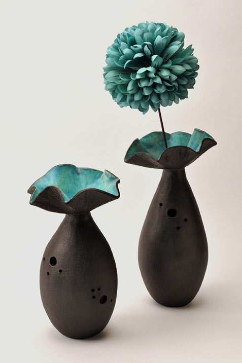 Anne Haworth Ceramic Vases