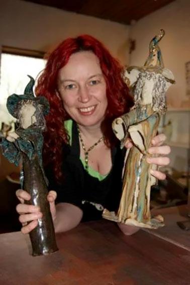 Lizi Botham ceramicist