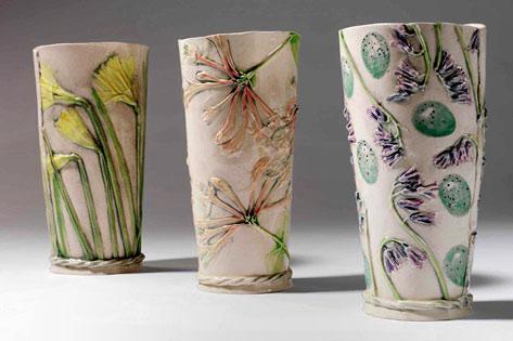Sue-Dunne Ceramic Tumblers