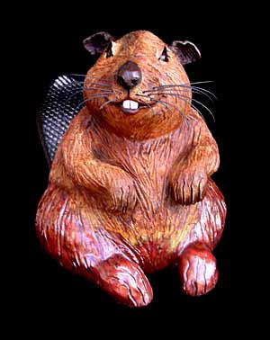 Beaver- Artful Ceramics