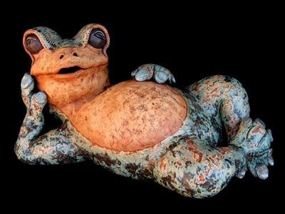 Frog - Artful Ceramics