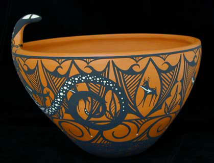 Priscilla Peynesta Bowl