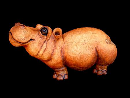 Hippo - Artful Ceramics