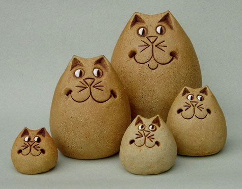 Graham Glynn cat family