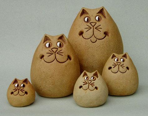 Graham Glynn cat family