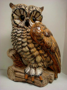 Large Ceramic Owl 421x561 Ceramics And Pottery Arts And