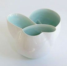 Jonathan Keep contemporary porcelain