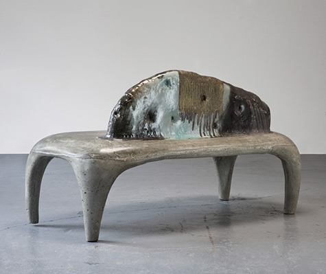 Ceramic Bench Hun -Chung Lee
