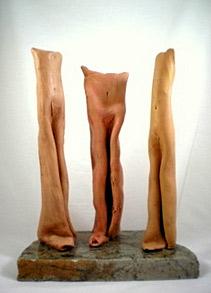 Three Nudes Susan Musi