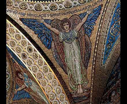 St. Pauls Cathedral mosaic art